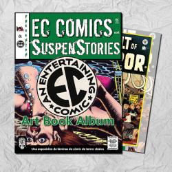 THE FORCE BOOKS EC COMICS...
