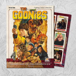 THE FORCE BOOKS THE GOONIES...