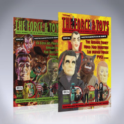THE FORCE & TOYS 2
