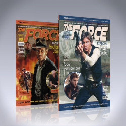 THE FORCE ESPECIAL N.9 HAN...