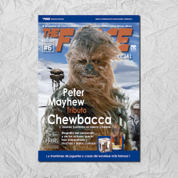 THE FORCE ESPECIAL CHEWBACCA