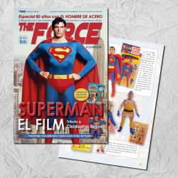 THE FORCE ESPECIAL SUPERMAN...