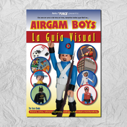 AIRGAM BOYS LA GUÍA VISUAL