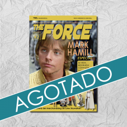 THE FORCE ESPECIAL MARK HAMILL