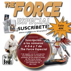Suscripción a The Force...